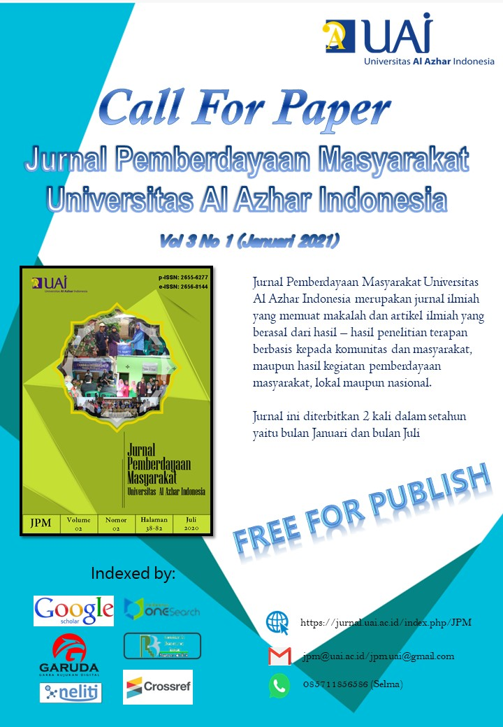 Call For Paper Januari 2021